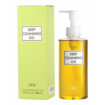 Harga DHC DEEP CLEANSING OIL