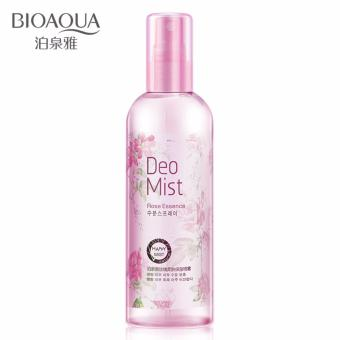Harga Bioaqua Rose Essence Deo Mist Whitening Anti-aging Rose Skin Moisturizing Spray Oil Control And Relieve Pores