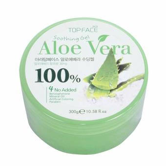 TOPFACE SOOTHING GEL ALOE VERA Price Philippines