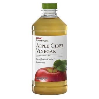 Harga GNC Apple Cider Vinegar with Mot