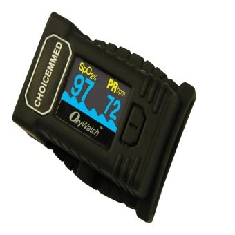 ChoiceMMed MD300CB3 Fingtertip Pulse Oximeter Black Price Philippines