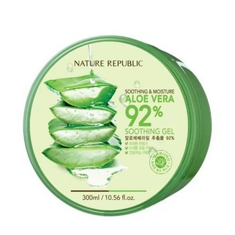 Nature Republic Soothing and Moisturizing Aloe Vera 92 Soothing Gel 300ml Price Philippines