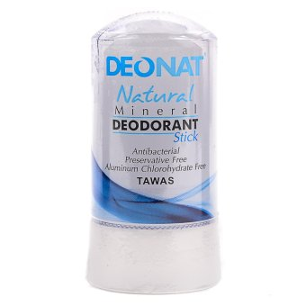 DEONAT Mineral Deodorant Stick 60g (Natural) Price Philippines