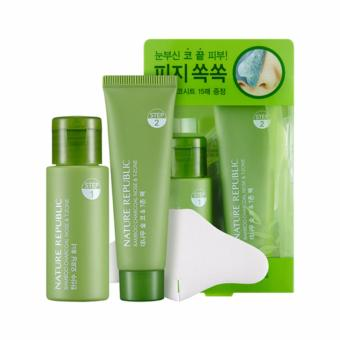 Nature Republic Bamboo Charcoal Nose & T-Zone Price Philippines