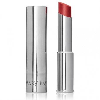 Harga Mary KayTrue Dimensions Sheer Lipstick - Flamenco Red