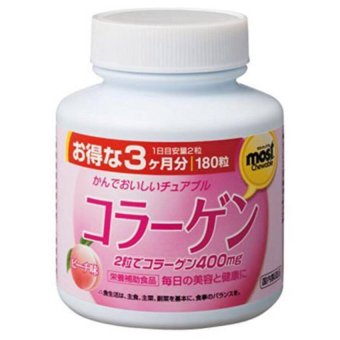 Harga Orihiro Most Chewable Collagen 180 Tablets