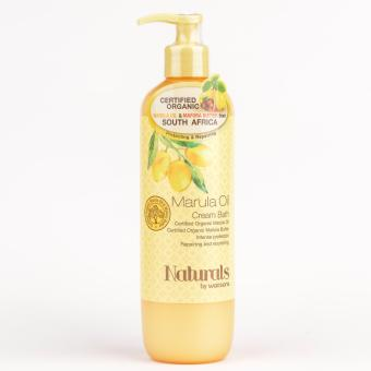 Harga Naturals by Watsons Marula Oil Cream Bath 490ml