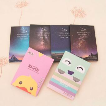 100 Sheets Make Up Oil Absorbing Blotting Facial Face Clean Paper Beauty - intl Price Philippines