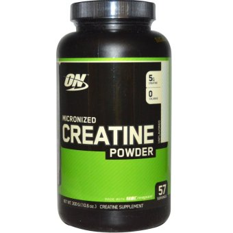 Optimum Nutrition Micronized Creatine Powder 300g Price Philippines