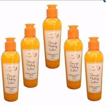 Harga Orange Peel Lotion 100ml Set of 5pcs.