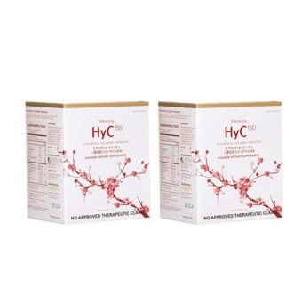 Harga FINE Premium HyC150 Anti Aging Hyaluron and Collagen Powder Drink Sachet Box of 14 Sachet Set of 2