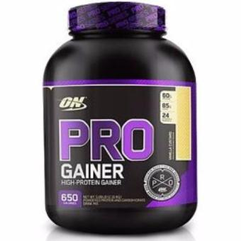 Optimum Nutrition Pro Gainer 5.08lbs (Vanilla) Price Philippines