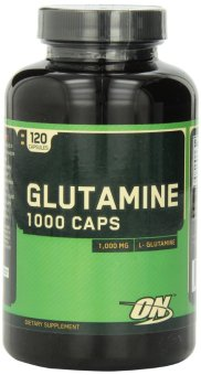 Optimum Nutrition Glutamine 1000mg 120 Capsules Price Philippines