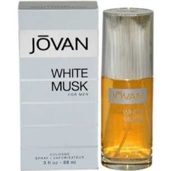 Harga Jovan White Musk Cologne Spray for Men 88 ML