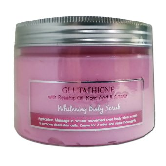 Glutathione Whitening Body Scrub 180g Price Philippines