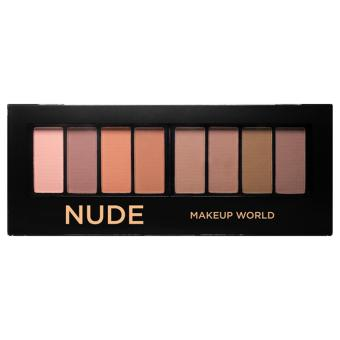 Makeup World Eyeshadow Palette ( Nude ) Price Philippines