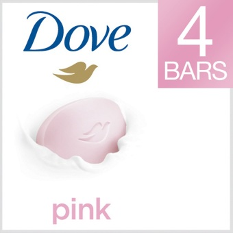 Dove Beauty Bar 4oz (Pink) Price Philippines