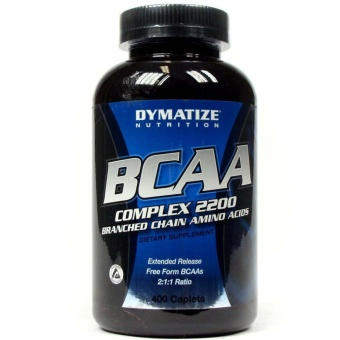 Dymatize BCAA Complex 2200 (400 caplets) Price Philippines