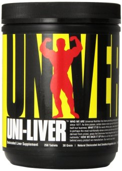 Universal Nutrition Uni-Liver 250 Tabs Price Philippines