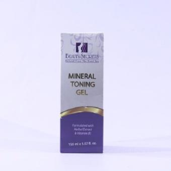 Harga Beauty Secrets Mineral Toning Gel 150ML