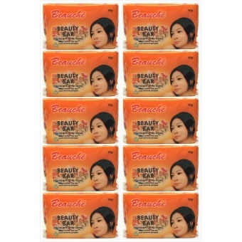Beauche Beauty Bar Soap 90g Set of 10 Price Philippines