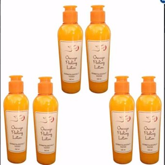 Harga Orange Peel Lotion 100ml Set of 6pcs.