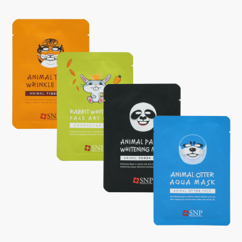 Harga SNP Animal Face Mask Collection