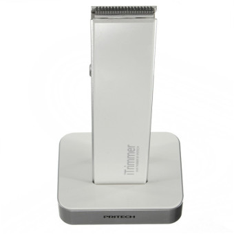 PRITECH PR-1288 Modern Professional Electric Hair Clipper Trimmer Barber Tool Kit Razor (White) Price Philippines