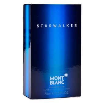 Harga Mont Blanc Star Walker Eau De Toilette For Men 75ml