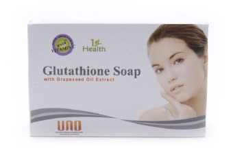 UNO 1st Health Glutathione Whitening Soap Price Philippines