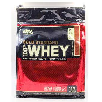 Optimum nutrition gold stand whey 8lb chocolate Price Philippines