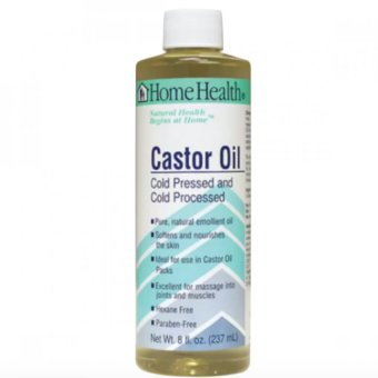 Harga Home Health Castor Oil 237ml