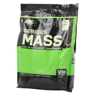 Optimum Nutrition Serious Mass 12 lbs Price Philippines