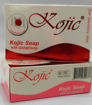 Kojic Soap With Glutathione (Set of 2) Price Philippines