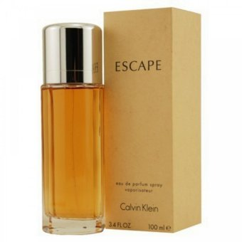 Harga Calvin Klein Escape Eau De Parfume for Women 100ml