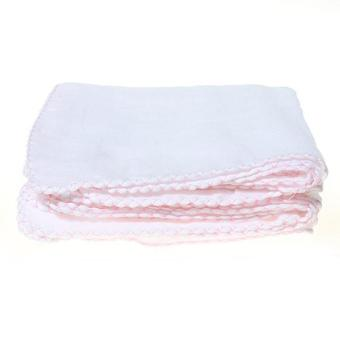 10 Cotton Facial Cleansing Muslin Soft Cloths Remove Tool Pink Price Philippines