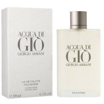 Harga Giorgio Armani Acqua di Gio Eau de Toilette for Men 200ml