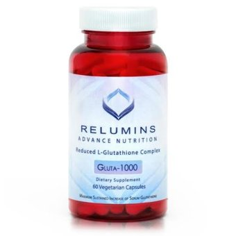 New Relumins Advance Nutrition Gluta 1000 - Reduced L-glutathione Complex Price Philippines