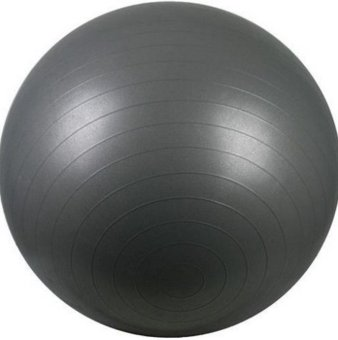 Harga Exercise Fitness Aerobic Ball 75cm (Gray)
