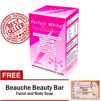 Aim Global Perfect White with FREE Beauche Beauty Bar Price Philippines