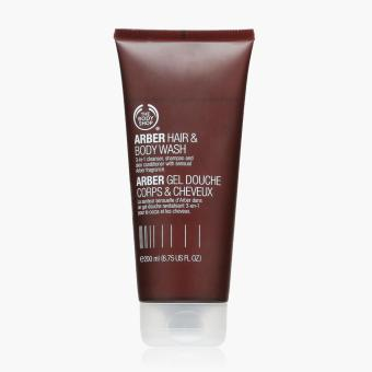 The Body Shop Arber Hair and Body Wash 200 mL Price Philippines
