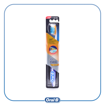 Harga Oral-B Pro-Health Clinical Pro-Flex Soft Toothbrush (Assorted Colors)