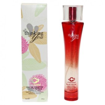 Harga (CH-1984) Chanleevi Perfume Sweet Petals Dumping All Girls Eau De Toilette 100ml