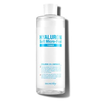 Harga Secret key Hyaluron Soft Micro-Peel Toner