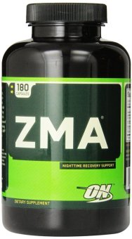 Optimum Nutrition ZMA Bottle of 180 Capsules Price Philippines