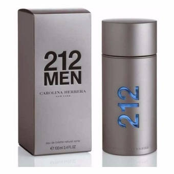 Harga 212 Men Carolina Herrera for men 100ml