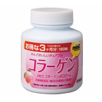 ORIHIRO MOST CHEWABLE COLLAGEN TABLETS Price Philippines