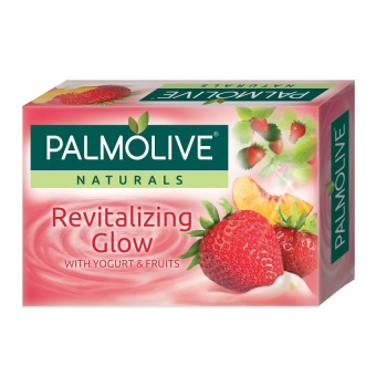 Palmolive Naturals Revitalizing Glow Beauty Bar Soap (glowing skin) 115g Price Philippines