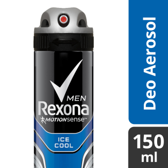Harga REXONA MEN DEODORANT SPRAY ICE COOL 150ML