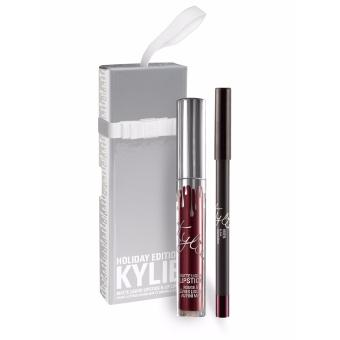 Kylie Cosmetics VIXEN Lip Kit Holiday Edition Price Philippines